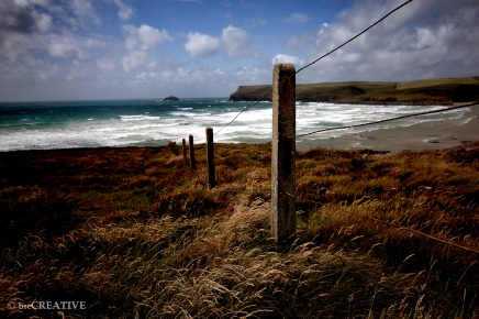Fence to Polzeath