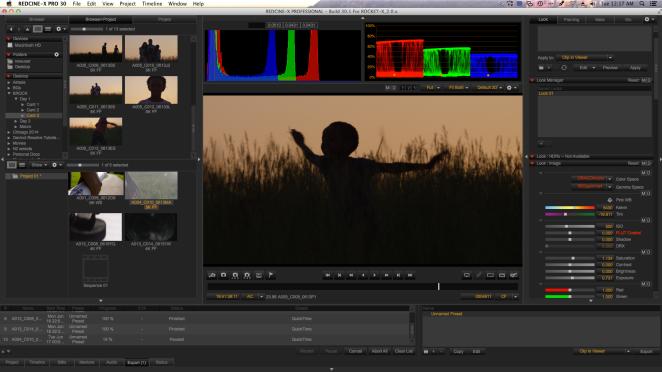 2014 Reel Editing
